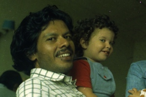 My Ayah and me